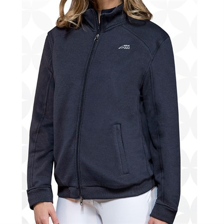 Kart sweatshirt full zip unise